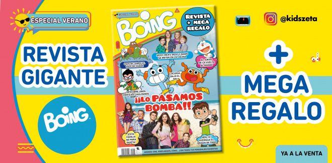 Revista Boing -Especial Verano