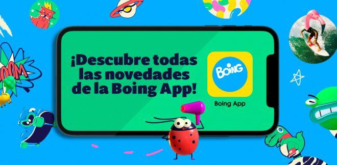 ¿Aún no tienes la App de Boing?