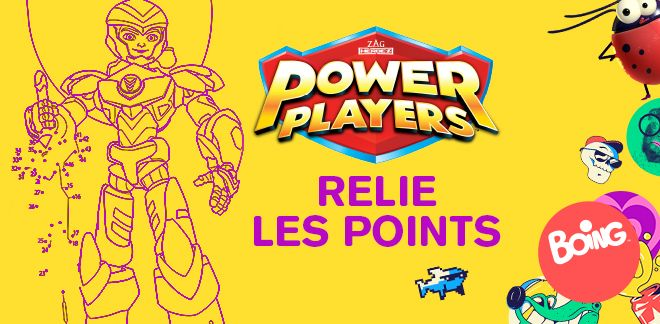 Relie les points Super Axel