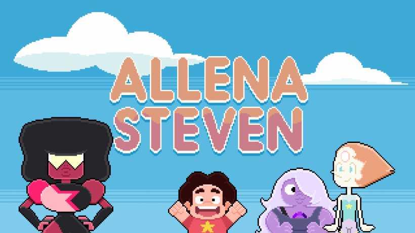 Gioca a Allena Steven sulla Boing App