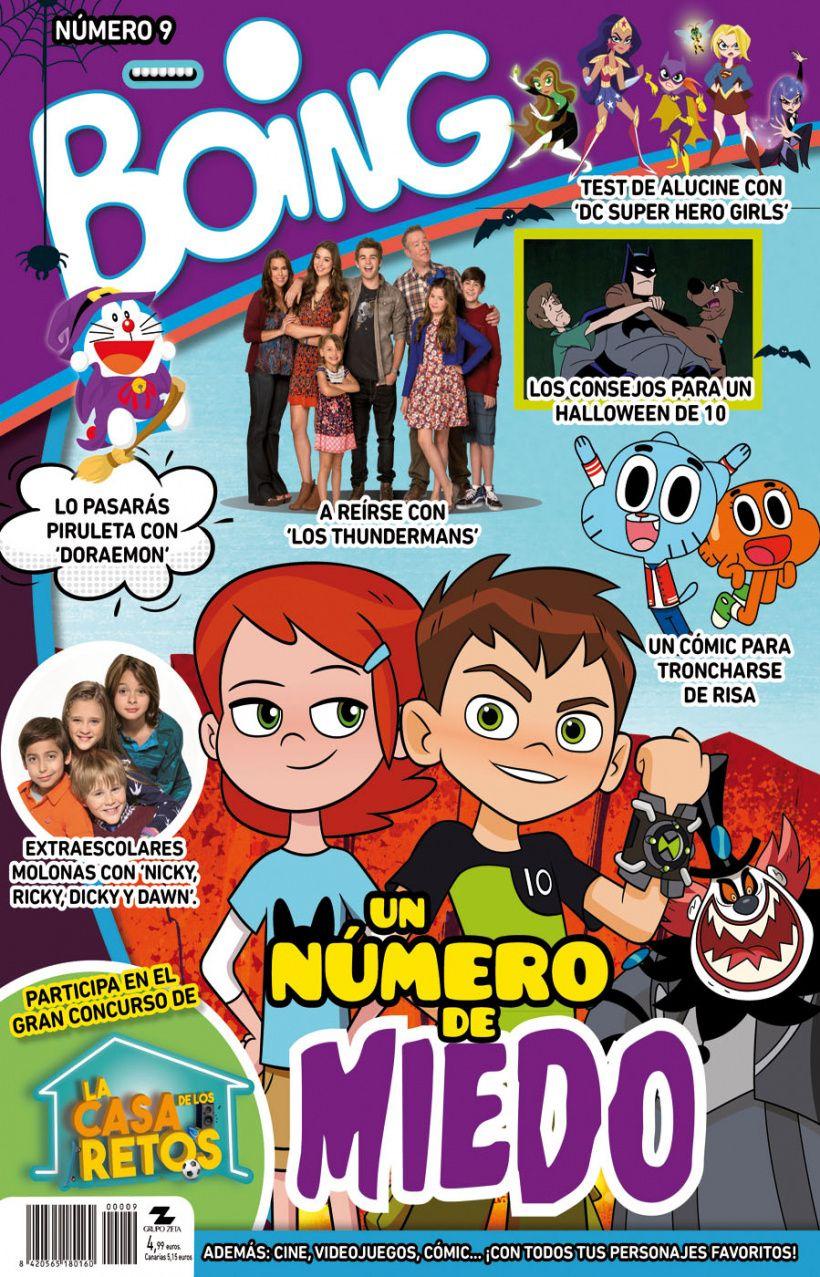 Revista Boing número 9
