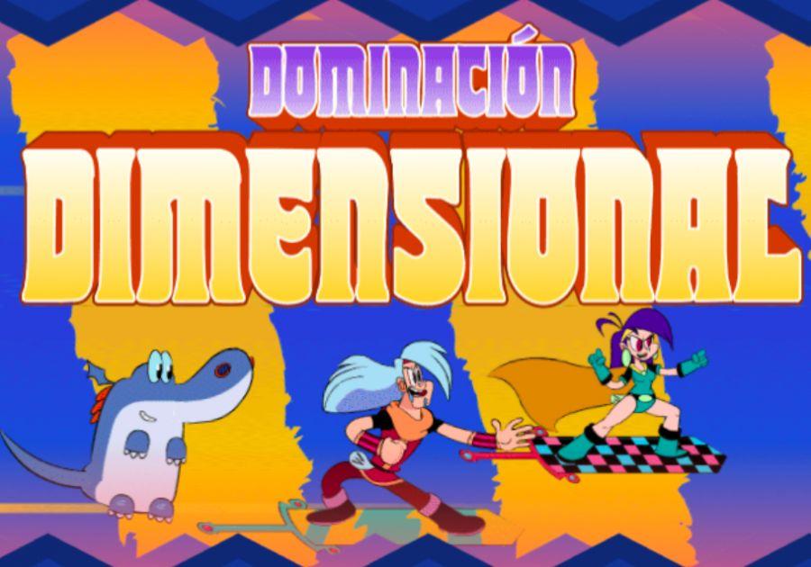 Poderosas Magiespadas - Dominación Dimensional