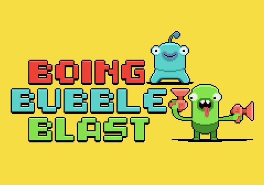 Boing Bubble Blast - Juegos Boing
