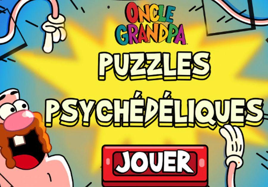 Tente de reconstituer un max de puzzles !