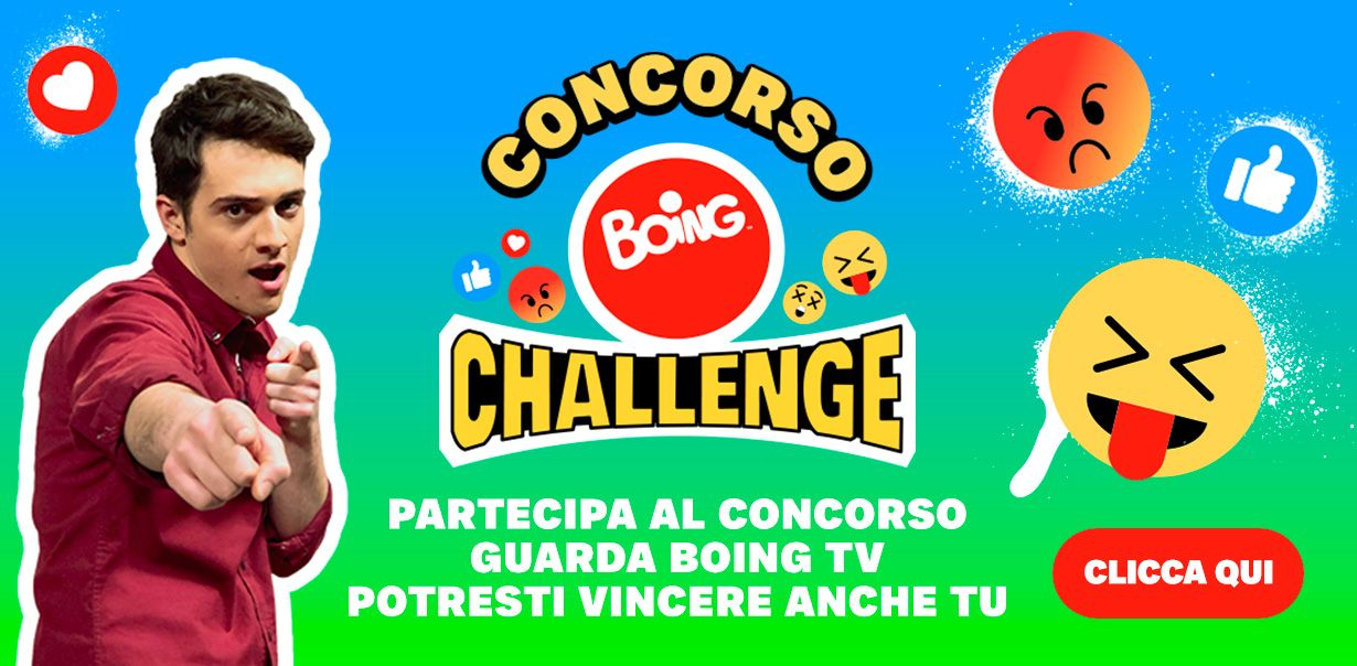 Concorso Boing Challenge