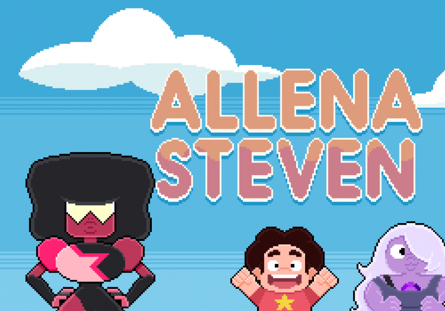Allena Steven - Giochi Steven Universe