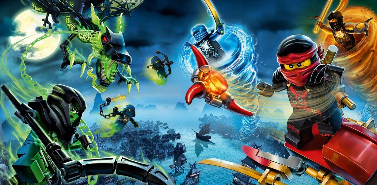 Ninjago giochi video & download boing