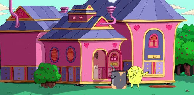 Il passato di Melaverde - Adventure Time