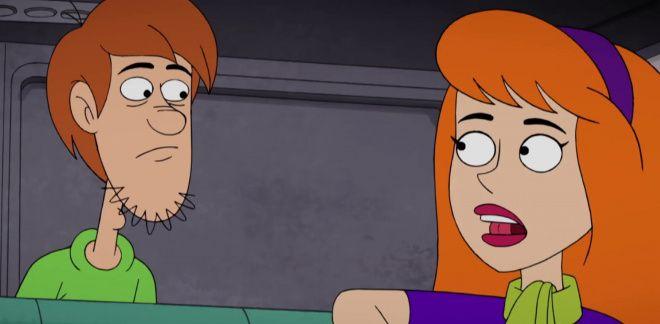 Una vecchia amica - Be cool Scooby Doo