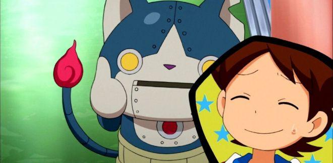 Robonyan al rescate - Yo-Kai Watch