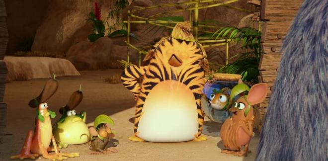 A la recherche de Fred  - Les As de la Jungle