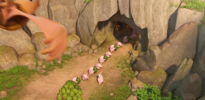 Grotte musicale  - Les As de la Jungle