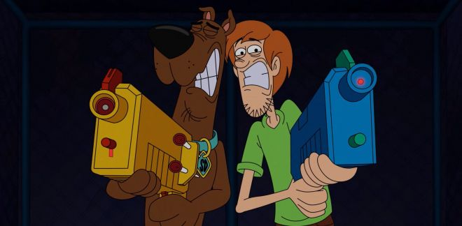 L'animatronique - Trop Cool Scooby Doo