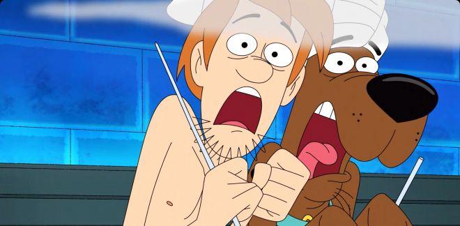 L'homme des glaces - Trop Cool Scooby Doo