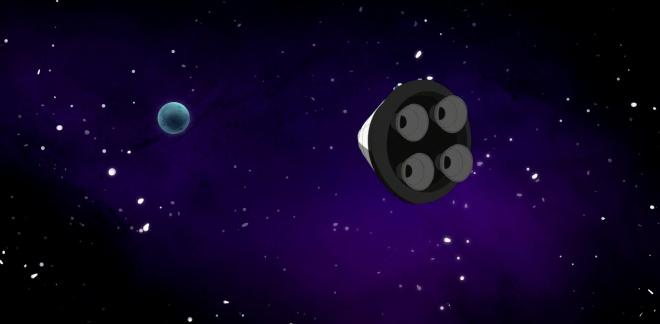 Bunnicula dans l'espace - Bunnicula