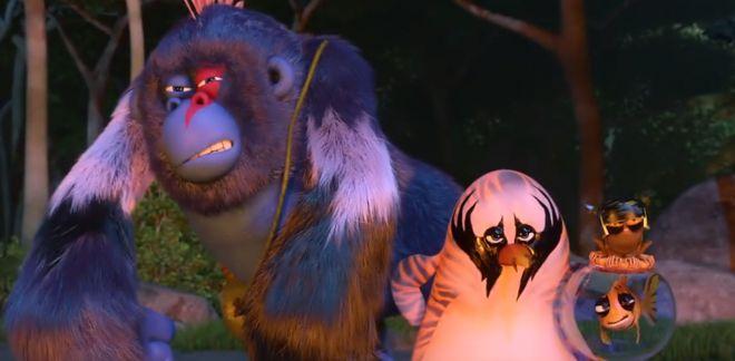 Le bal des ténèbres  - Les As de la Jungle