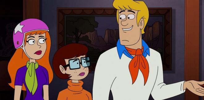 Le magicien  - Trop Cool Scooby Doo
