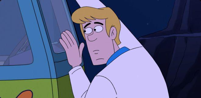 Un fantôme dans la Mystery Machine - Trop Cool Scooby Doo