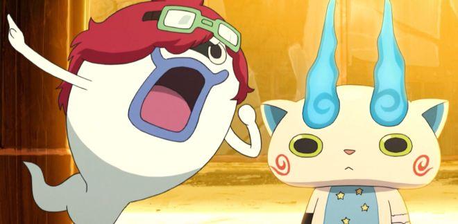 Les points vitaux  - Yo-Kai Watch