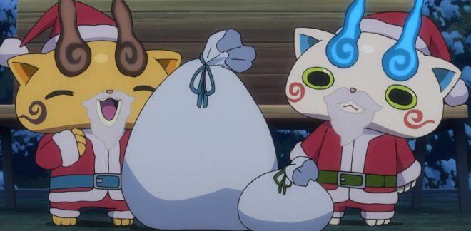 Yo-kai, les nouveaux Pères Noël - Yo-Kai Watch
