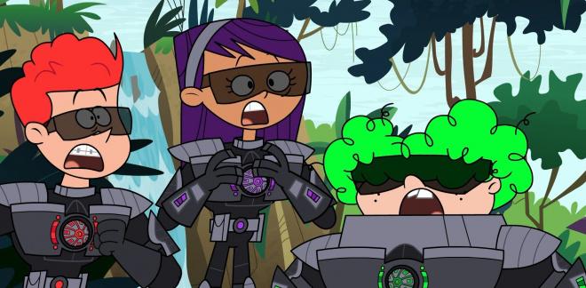 Super-commando - Supernoobs