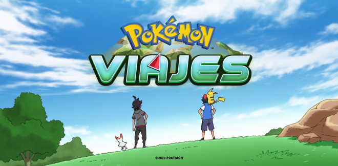 La serie Viajes Pokémon - Pokémon