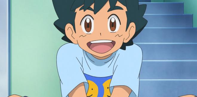 El viaje de Ash - Viajes Pokémon