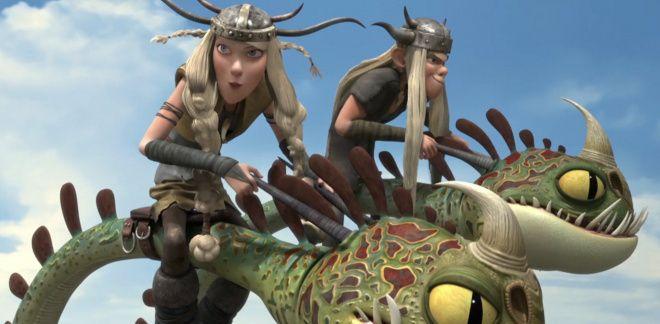 Les meilleurs moments de Kognedur & Kranedur - Dragons