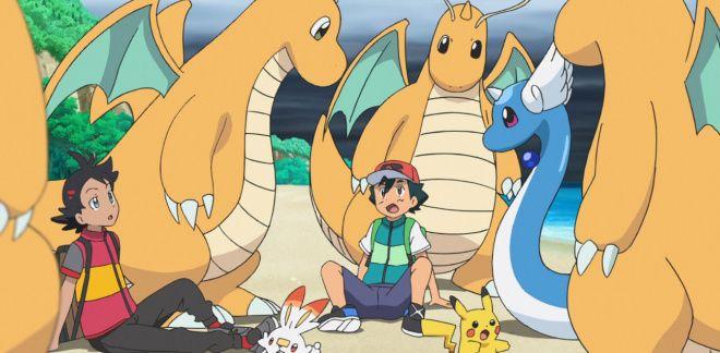 Naufragio - Viajes Pokémon