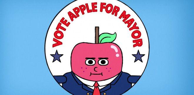 Elecciones - Manzana y Cebolleta