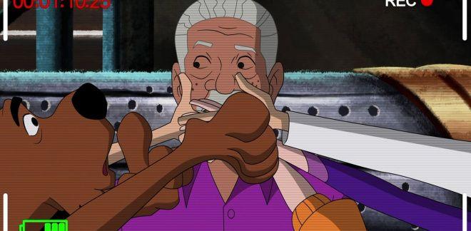 Morgan Freeman - Scooby-Doo y compañía