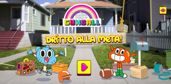 Gumball - Dritto alla meta!