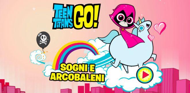 Teen Titans Go - Sogni e arcobaleni