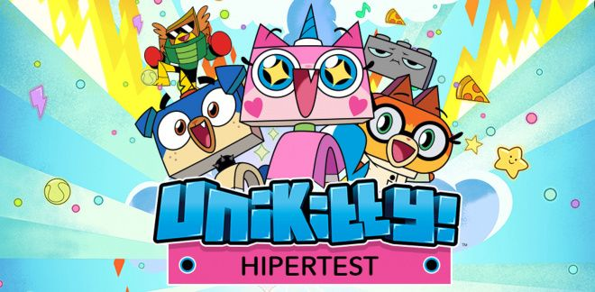 Hipertest - Unikitty