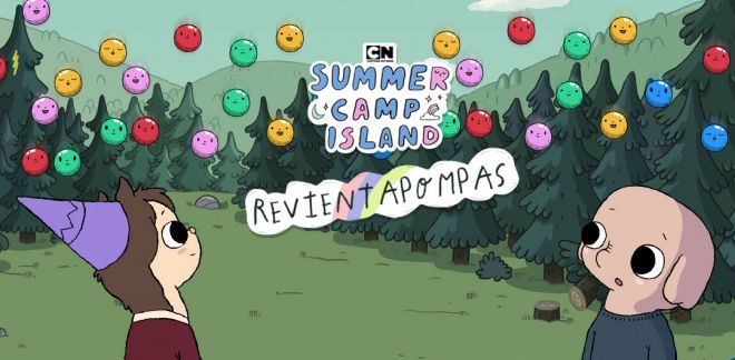 Revientapompas - Juegos de Campamento Mágico