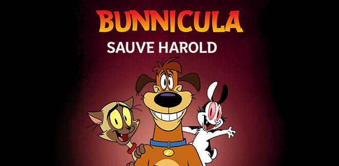 Bunnicula sauve Harold