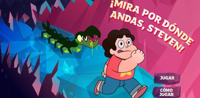¡Mira por dónde andas, Steven! - Steven Universe