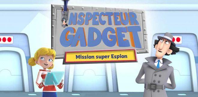 Mission super espion | Jeux Inspecteur Gadget | Boing TV