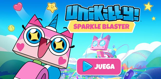 Unikitty - Sparkle Blaster