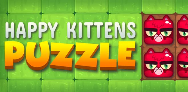 Juegos Boing - Happy Kittens Puzzle