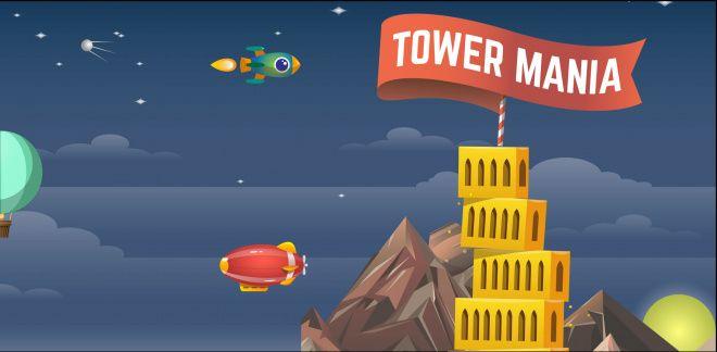 Juegos Boing - Tower Mania