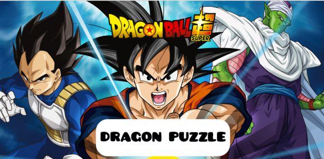 Dragon Ball Super  - Dragon Puzzle