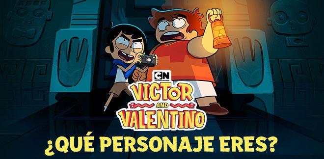 Victor y Valentino - ¿Qué personaje eres?