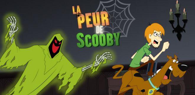 La peur de Scooby