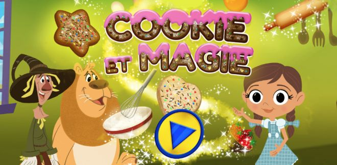 Le Magicien d'Oz : Dorothy et ses amis - Cookie et magie