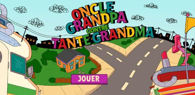 Défie Tante Grandma !