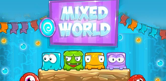 Juegos Boing - Mixed World