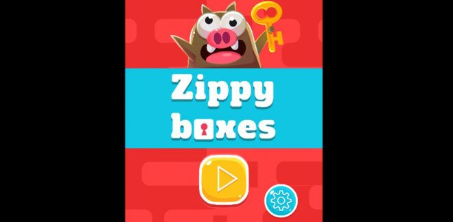 Game Boing - Zippy Boxes
