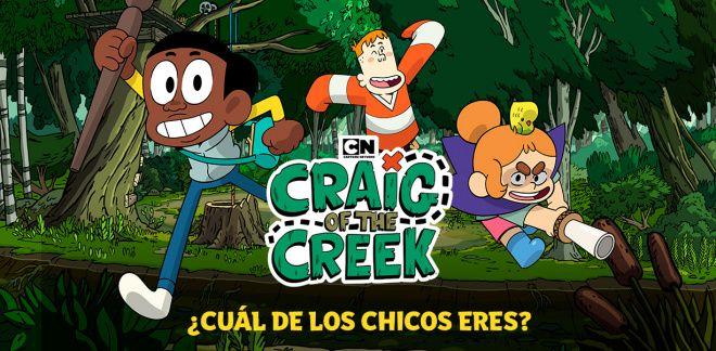 El mundo de Craig - ¿Cuál de los chicos eres?