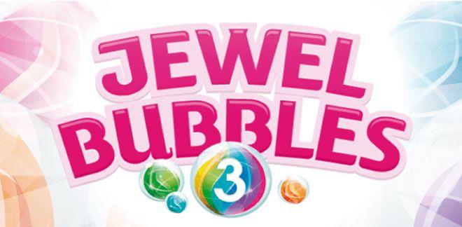 Jewel Bubbles 3 - Juegos Boing
